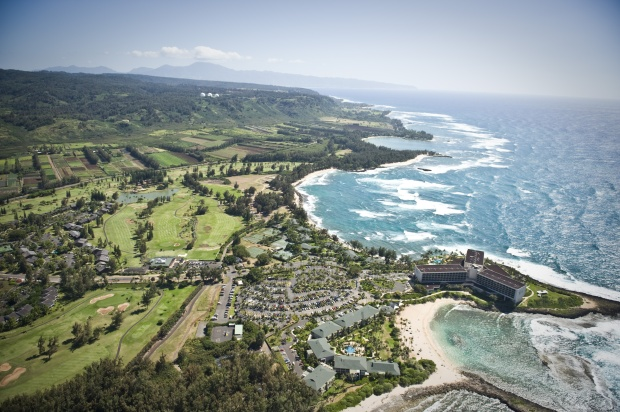 Hawaiian Resort Turtle Bay