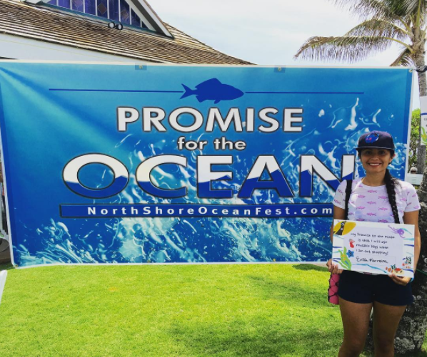 Promise for the ocean